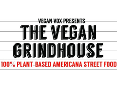 The Vegan Grindhouse Logo