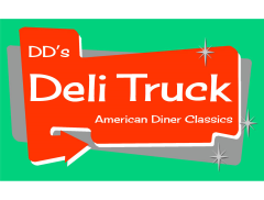 The Deli Truck Logo