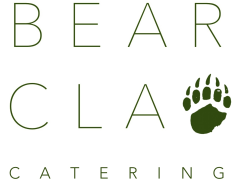 Bear Claw Catering Logo