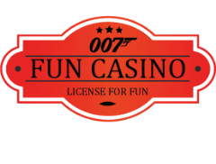 007 Fun Casino Logo