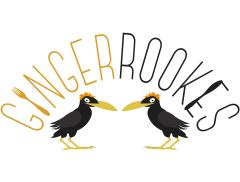 GingerRookes Logo