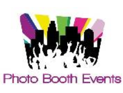 Photo Booth Events Logo