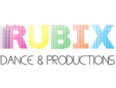 RUBIX DANCE and PRODUCTIONS Logo