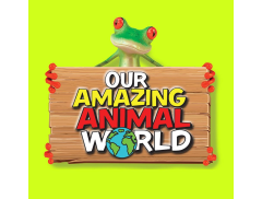 Our Amazing Animal World Logo