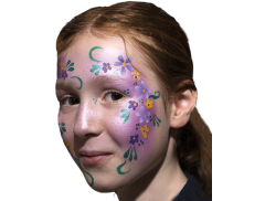 Artycat Faces Logo