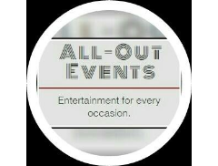 All-Out Events Logo