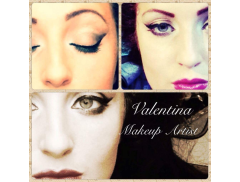Valentina Makeup Artist Logo