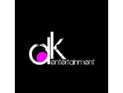 DK Entertainment Disco & Karaoke Hire  Logo