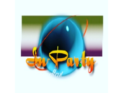 Inparty Events and Hire Logo