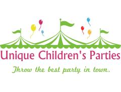 Unique Children's Parties Logo