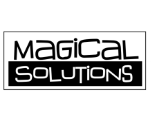 Dusty The Magician Logo