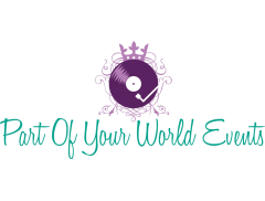 Part of your world events Logo