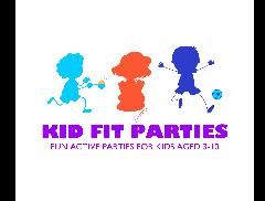 Kid Fit Parties Logo