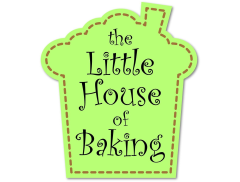 Little house of baking  Logo