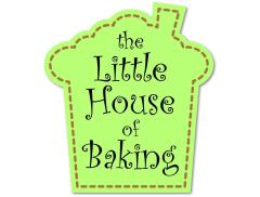 Little house of baking  Logo