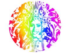 Tropicalia Latin Brazilian Show Logo