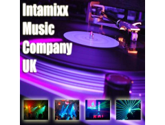Intamixx Event Entertainment Logo