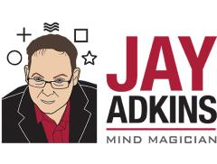 Jay Adkins Magician Logo