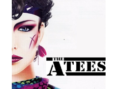 The A-Tees Logo