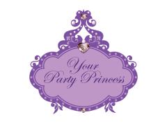 Your Party Princess Logo