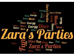 Zara's Parties Logo