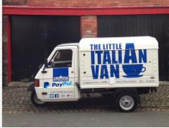 The Little Italian Van Logo