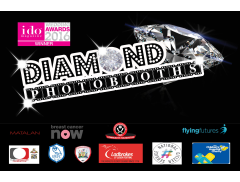 Diamond Photobooths Logo