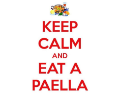 Paella Sunset & Hogroasts Logo
