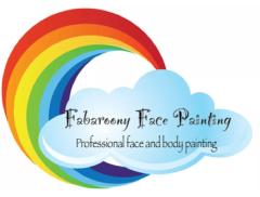 Fabaroony Face Painting  Logo