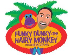 Funky Dunky @ the Hairy Monkey Logo