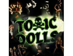 The Toxic Dolls  Logo