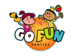 Go Fun Parties Logo