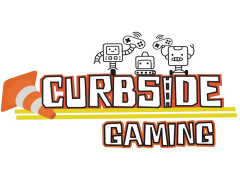 Curbside Gaming  Logo