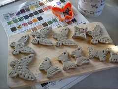 Butterfly Ceramics Logo