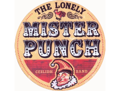 Lonely Mister Punch Logo
