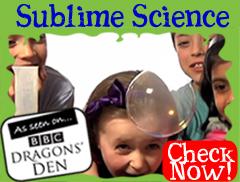 Sublime Science Logo