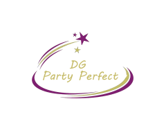D G Party Perfect  Logo