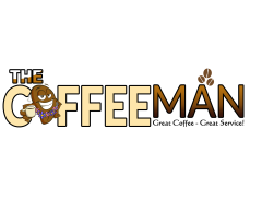 The Coffee Man Logo