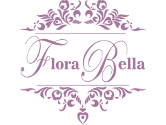 Flora Bella Flowers Logo