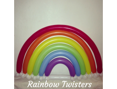 Rainbow Twisters Logo
