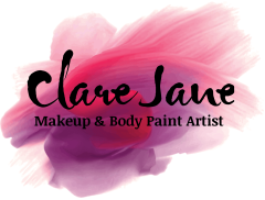 Dreams and Screams (Clare Jane Makeup ) Logo