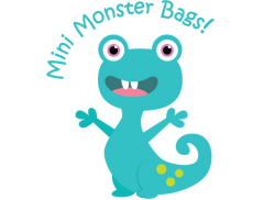 Mini Monster Bags Logo