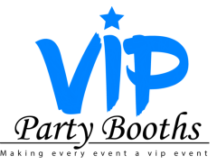 Vip Party Booths Logo