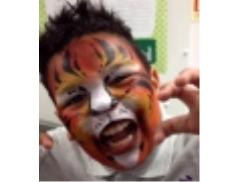 TigerTiger Face Painting Logo