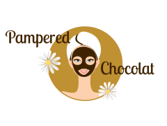 Pampered Chocolat @ Getting Gooey Logo