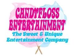 Candyfloss Entertainment Logo