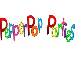 PepperPop Parties Logo