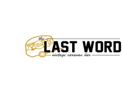 The Last Word Caravan Bar Logo
