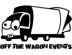 Off the Wagon Events  Logo