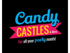 Candy Castles and More Logo